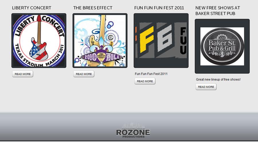 rozone productions