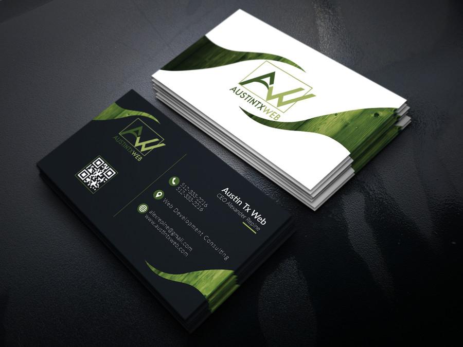 Austin TX Web Business Cards Draft (12) – Austin Tx Web