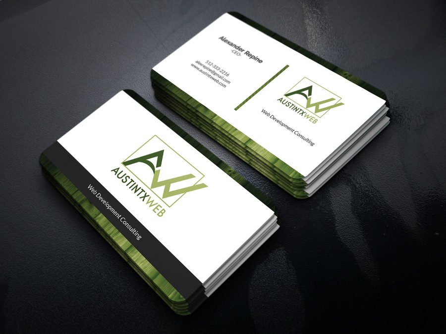 Austin tx web business cards design austin tx web austin tx web business cards design share this article colourmoves