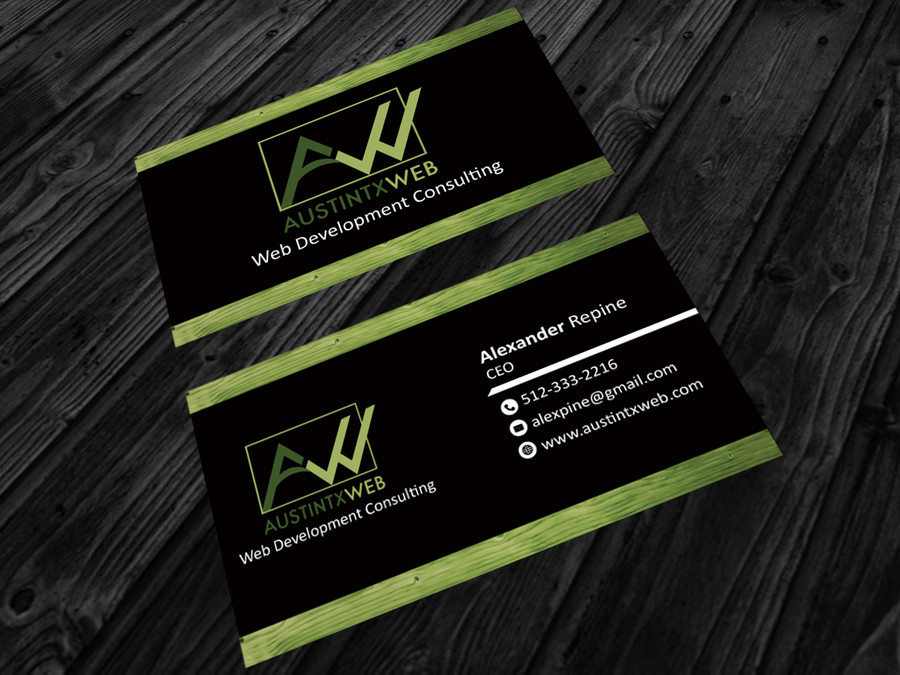 Austin TX Web Business Cards Draft (32) – Austin Tx Web