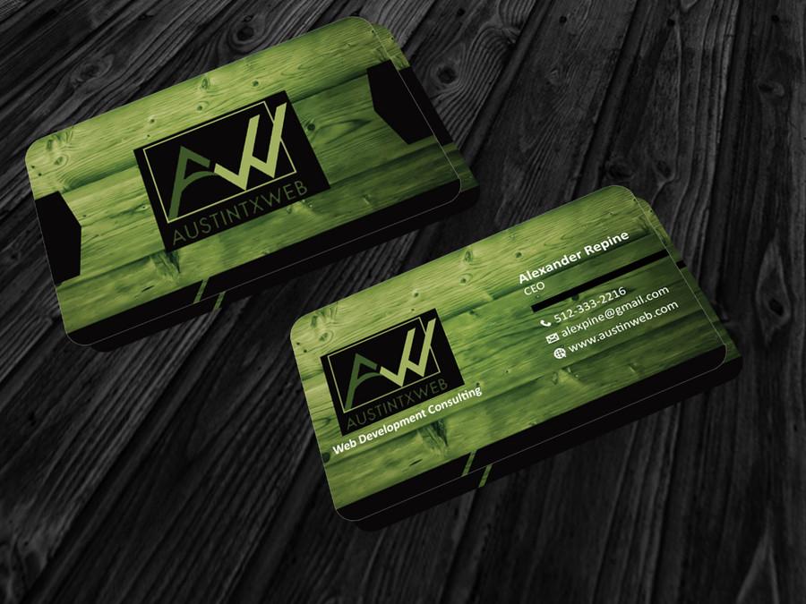 Austin TX Web Business Cards Draft (38) – Austin Tx Web