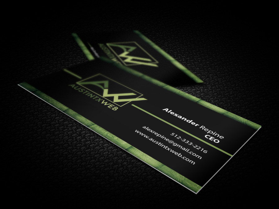 Austin TX Web Business Cards Draft (41) – Austin Tx Web