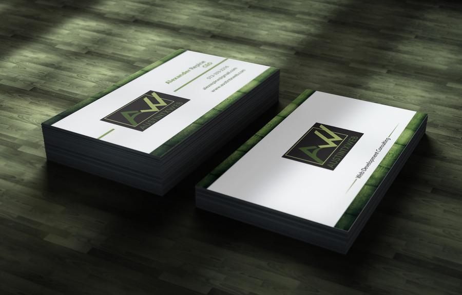 Austin TX Web Business Cards Draft (43) – Austin Tx Web