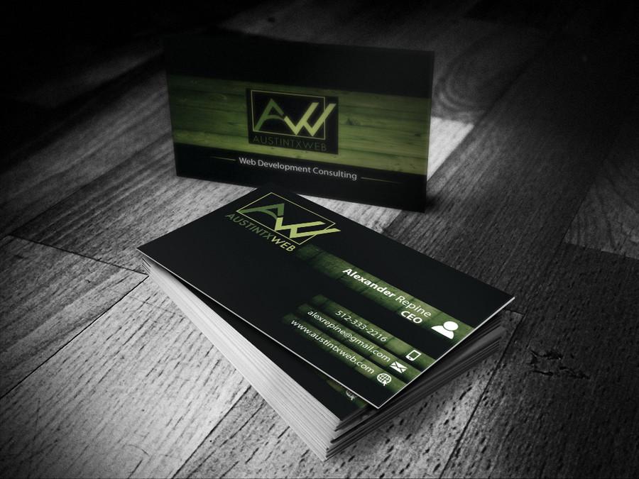Austin TX Web Business Cards Draft (44) – Austin Tx Web