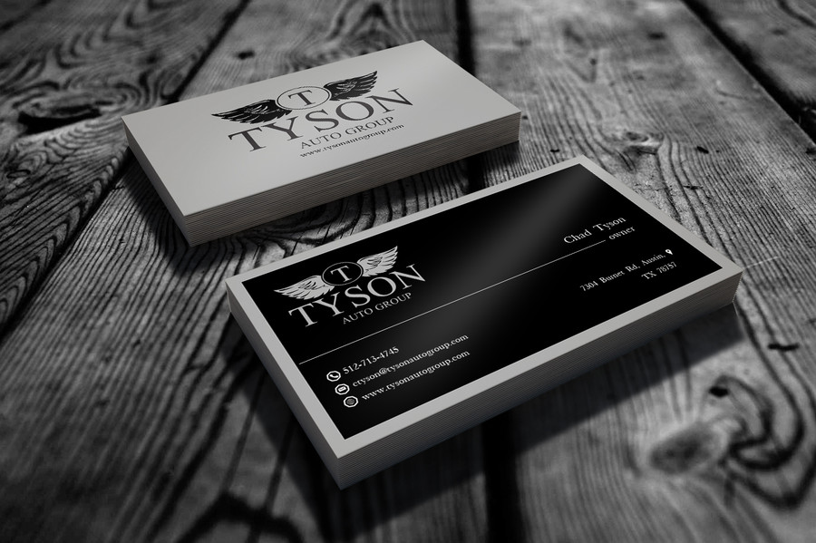 Tyson Auto Group Cards – Austin Tx Web