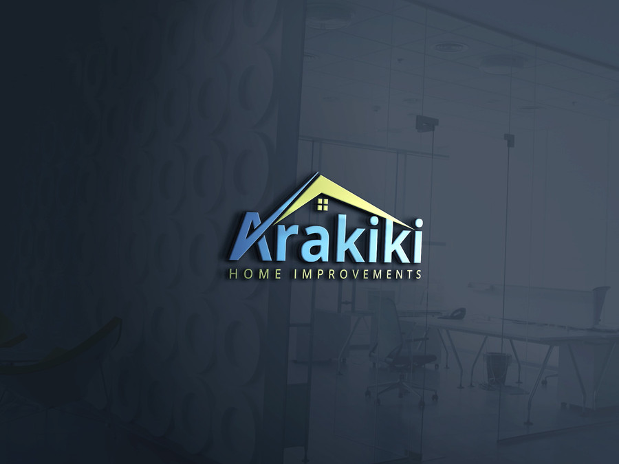 Arakaki Home Improvements Logo Design. You Are Here: Home · Design; Arakaki Home  Improvements Logo Design Part 48