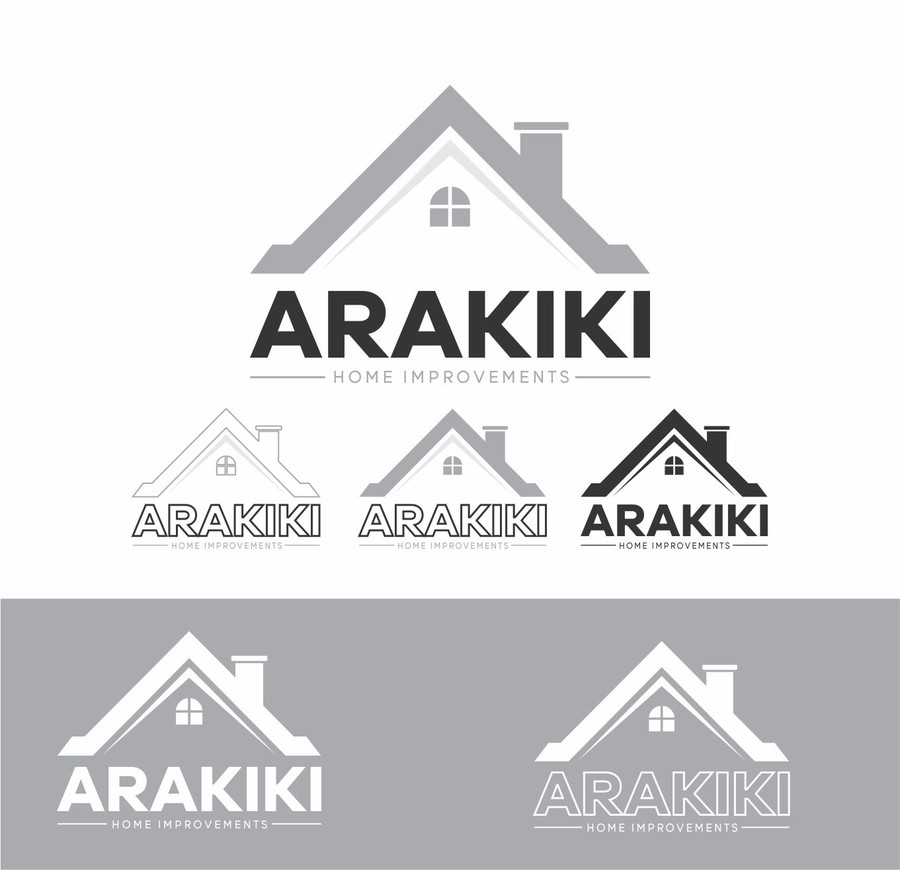 ... Arakaki Home Improvements Logo Design. Share This Article Part 84
