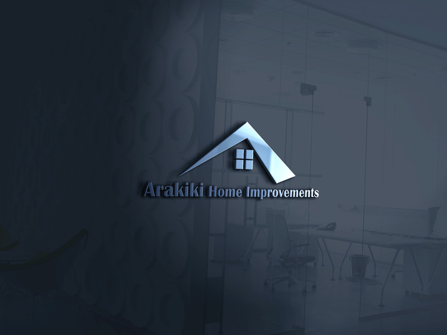 ... Arakaki Home Improvements Logo Design. Share This Article