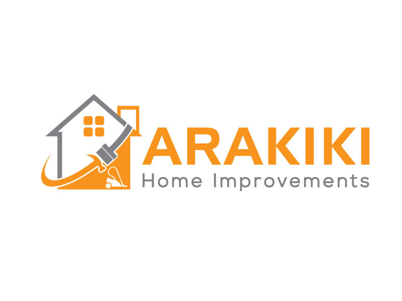 Arakiki Home Improvements Logo Design Drafts 1 9 Part 95