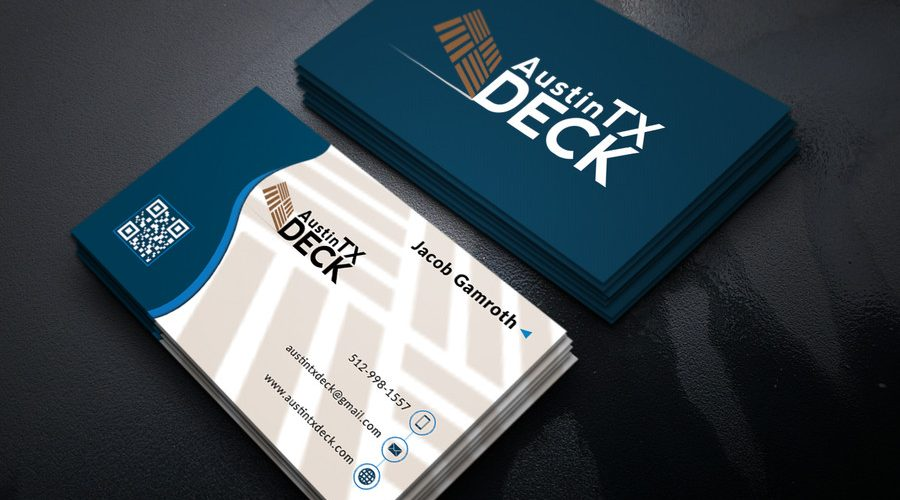 Deck Company Business Cards 12