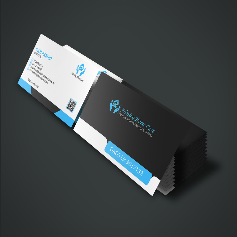 Adoring home care business cards austin tx web share this article magicingreecefo Images